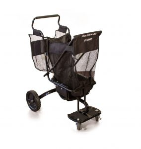 Flip N Shop Nest Stack Stroller - Smarte Carte Commercial Strollers