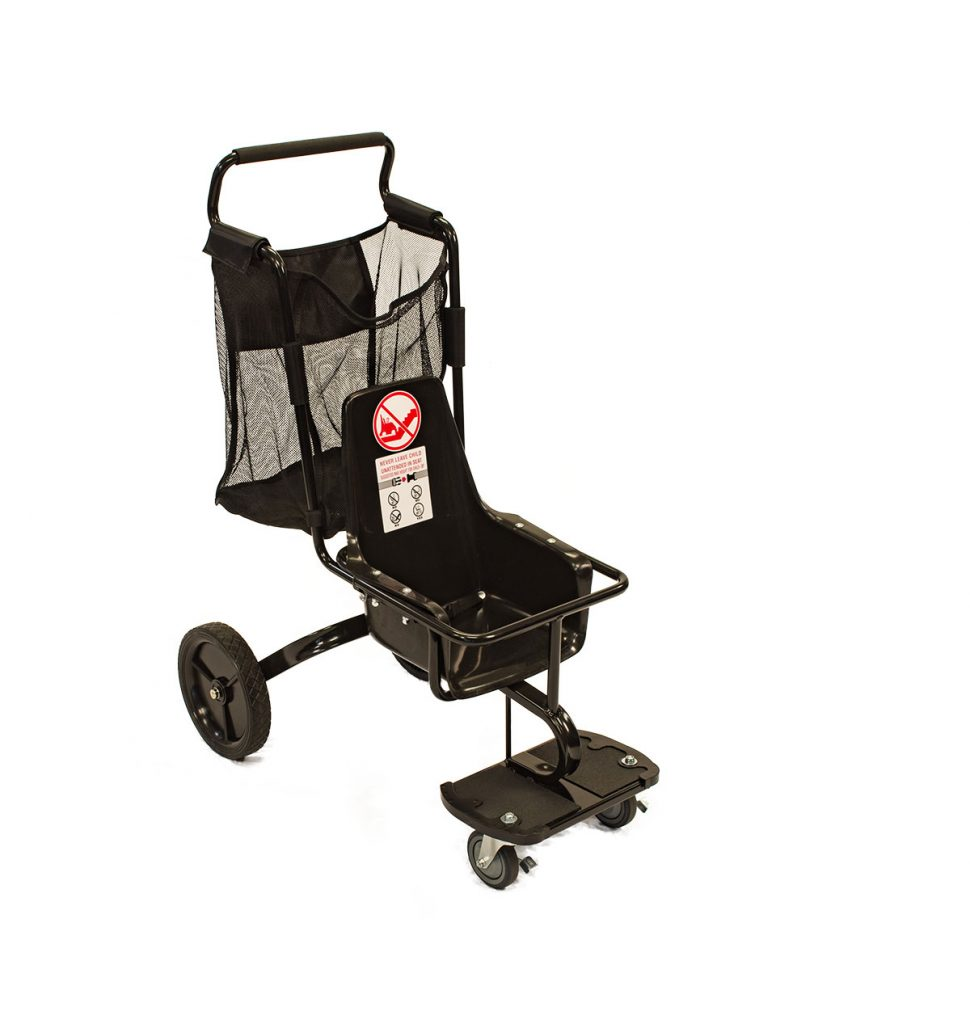 Single Nest Stack - Smarte Carte Commercial Strollers