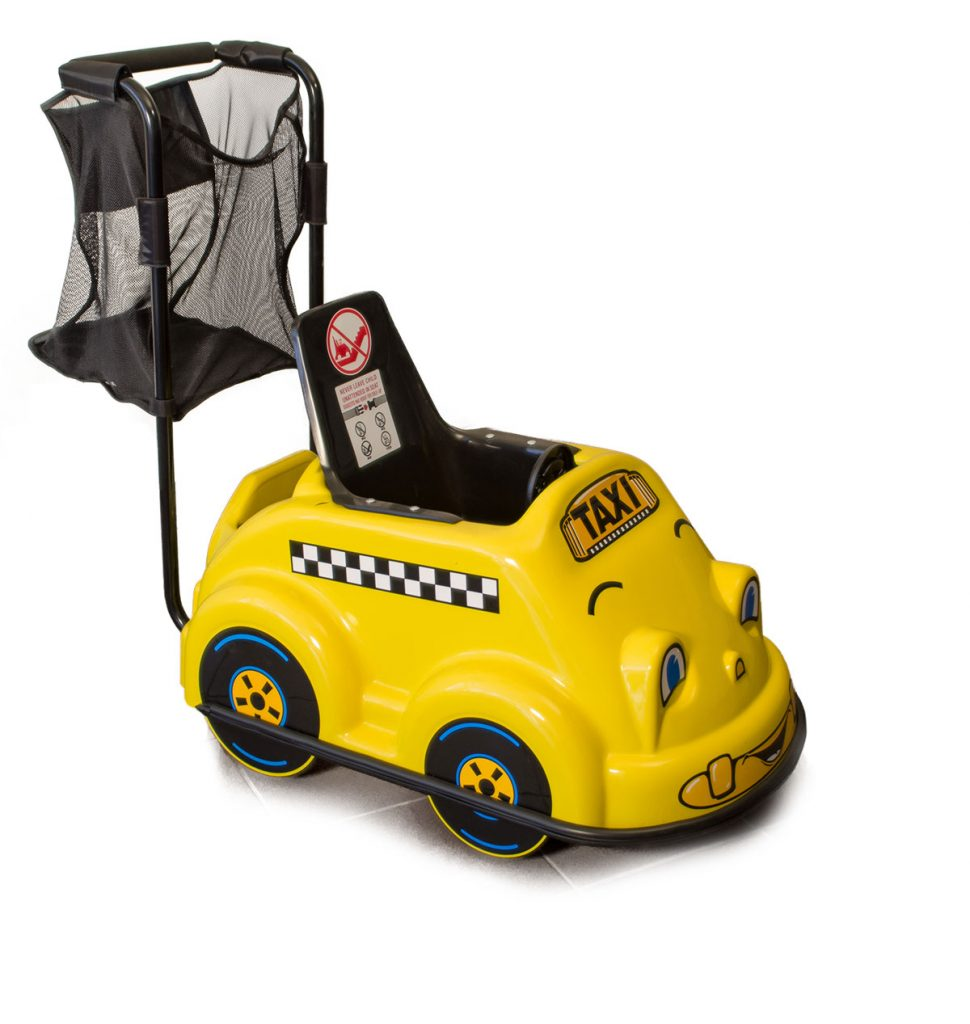 Single Kozy Kab - Smarte Carte Commercial Strollers