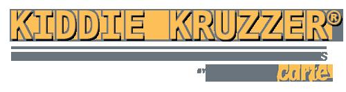 Smarte Carte Kiddie Kruzzer Commercial Strollers