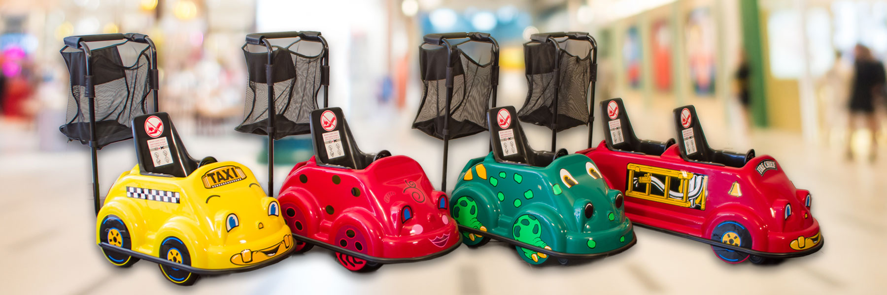 Smarte Carte Commercial Strollers